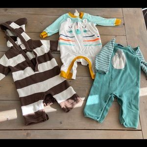 3 Baby Boy outfits